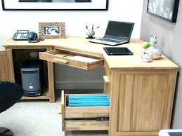 l shaped computer desk corner popular of ideas new with plans diy farmhouse comput corner desk