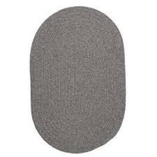 edward gray 4 ft x 4 ft round braided area rug