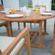 teak wood garden furniture uk. classic extendable dining set six seat teak garden furniture wood uk i