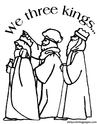 Religious Christmas Bible Coloring Pages Baby Jesus In A Manger