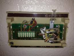 honeywell rth7600d wiring heat pump honeywell seco ta2000 to honeywell rth7600d thermostat help doityourself on honeywell rth7600d wiring heat pump