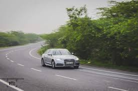 new car release diaryA day out with the new Audi A6  Travel Diary