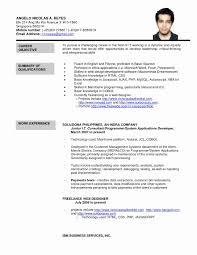 References Resume Format Inspirational Beautiful Resume Format