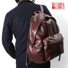 redmoon red moon er glove leather rucksack rack case rm sack limited production