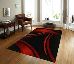 black and red rugs black red area rug black white red rugs