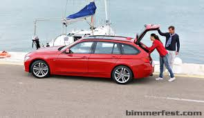 BMW Convertible bmw 328i wagon review : F31 3 Series Sport Wagon Driving Reviews are Out BMW News at ...