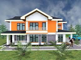 4 bedroom maisonette house designs in kenya