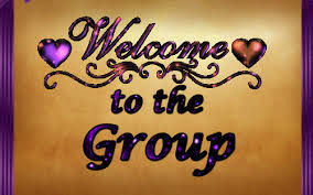 Welcome Purple Purple And Gold Welcome New Members Welcome Quotes