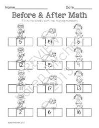 Number Line Games for Kindergarten   Before and After Number further Image result for numbers before and after to 20   Education moreover Before and After Numbers – 5 Worksheets   Worksheets   Math besides  furthermore FREEBIE  Quick and Easy Printable  Spring Themed  Worksheets furthermore  moreover Best 25  First grade math ideas on Pinterest   First grade additionally Ideas About Olympic Math Worksheets For Kids    Wedding Ideas additionally  together with Best 25  Math worksheets ideas on Pinterest   2nd grade math likewise . on before and after numbers worksheets math pinterest