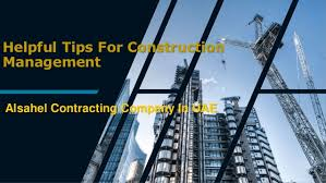 Building Constructions Company Uae Contracting Companies Building Construction