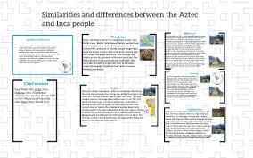 Similarities And Differences Between The Aztec And Inca By