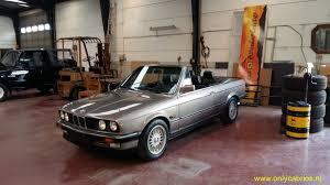 1987 BMW 325i E30 - Only cabrios