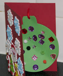 Easy And Cute DIY Christmas Crafts For Kids U2013 Page 3 Of 3 U2013 Cute Christmas Card Craft For Children
