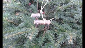 Diy Christbaumschmuck Aus Holz Selber Machen Weihnachtsbaumschmuck Aus Naturmaterialien Basteln