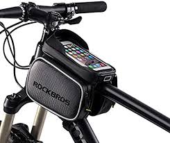 ROCKBROS <b>Bike Bag</b> Waterproof Top Tube Phone <b>Bag</b> Front ...