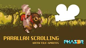 Parallax Scrolling Tilesprite With Phaser 3
