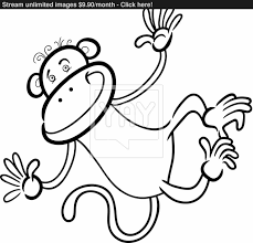 Small Picture Baby Monkey Coloring Coloring Pages