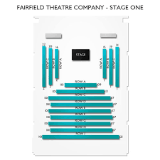 Fairfield Theater Company Seating Chart Thank You Scientist Thu Dec 12 2019 Ftc Fairfield