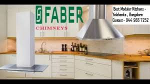 Yelahanka Faber Chimney Kaff Chimney Modular Kitchen Call