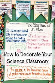 Samsons Shoppe 5 Classroom Decor Ideas For The Science