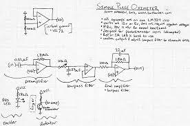 simple diy ecg pulse oximeter version 2 swharden com this