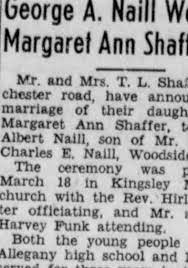 Freddy's mom's first marriage. - Newspapers.com