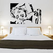 Marilyn Monroe Bedroom Furniture Aliexpresscom Buy 3d Wall Stickers For Living Rom Of Marilyn