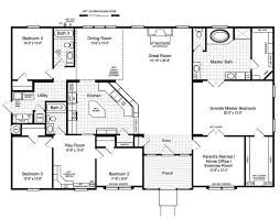Floor Plans For 5 Bedroom Homes Painting Simple Inspiration