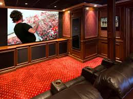 basement home theater design. bringing 3d to life basement home theater design h