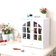 wooden makeup holder wish modern white wooden rage box desk organizer for shelf cabinet wood makeup wooden makeup holder wooden makeup organizer