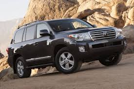 Used 2013 Toyota Land Cruiser for sale - Pricing & Features | Edmunds