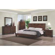 New Kira 5 Piece Bedroom Set 204-5PCSET   Coaster Furniture   AFW