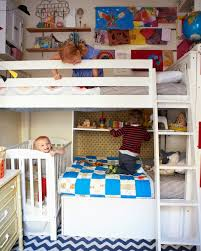 Kids Shared Bedroom Small Shared Bedroom With Three Kids Mini Me Pinterest