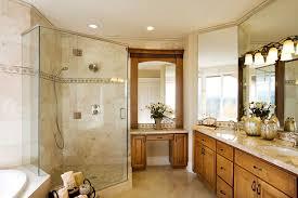 traditional master bathroom. Traditional Master Bathroom Luevr E