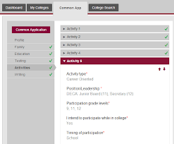 what to know before submitting the new common app part  common app pic2