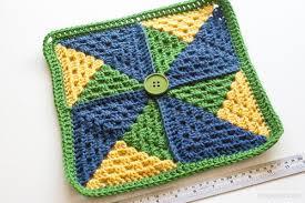 Pinwheel Crochet Pattern