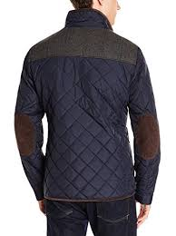 Vince Camuto Men's Quilted Jacket with Plaid Yoke at Amazon Men's ... & Vince Camuto Men's Quilted Jacket with Plaid Yoke at Amazon Men's Clothing  store: Adamdwight.com