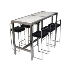 projects inspiration bar table and stools high wrought iron patio set bistro furniture bunnings