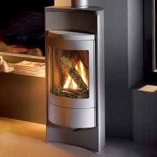 freestanding gas stove fireplace. Luno_gas_gray_matte.jpg Freestanding Gas Stove Fireplace K