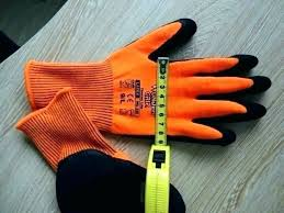 gloves home depot rubber household electrical hand disposable latex non