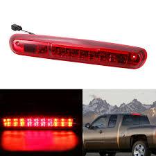 2013 Chevy Silverado 3rd Brake Light Details About Red Truck 3rd Brake Light Lamp Led For 2007 2013 Chevy Silverado Gmc Sierra 1500