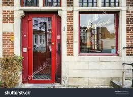 GHENT BELGIUM JUNE 22 2016 Restaurant Stock Photo (Royalty Free ...