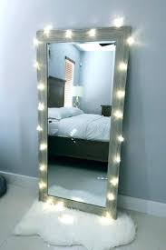 lighted wall mount mirror bathroom ideas makeup mounted hardwired lights modern led vanity round shape glasovable mirrors with around table