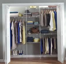 Closet: Rubbermaid Closet Parts Closet Organizer Kits Home Design Ideas  Closet Organizer Kits Closet Organizer