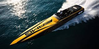 10 The Fastest Speed Boats In The World 2019 With