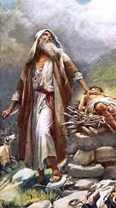 Image result for pictures of biblical characters under pressure
