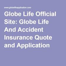 Globe Life Insurance Quotes Extraordinary Globe Life Official Site Globe Life And Accident Insurance Quote