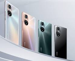 Honor 50 SE 5G, 50 5G and 50 Pro 5G ...