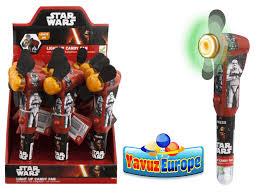 Star Wars Light Up Lollipops Candies Star Wars Light Up Yavuz Europe