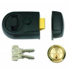 front door lockYale Front Door Lock  Y3 Contemporary Style Nightlatch  Black